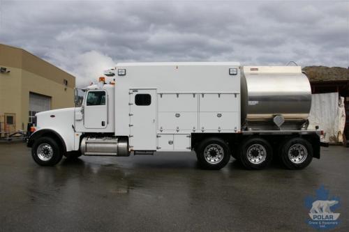 Triaxle Fuel&Lube Perterbilt 2