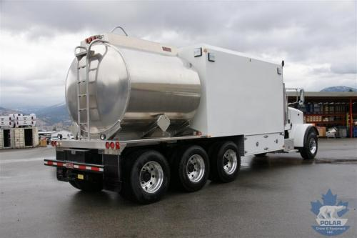 Triaxle Fuel&Lube Peterbilt 3